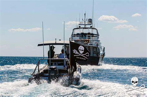 pt boat one owe nine lost sea shepherd rib bruce monitors department of fisheries