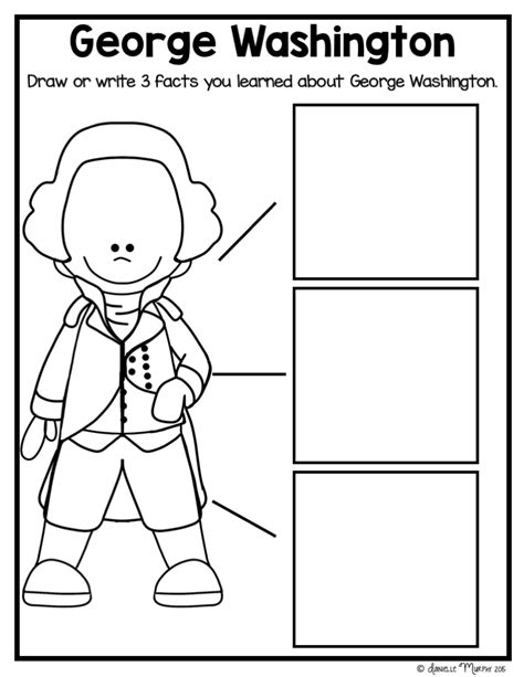 george washington lesson plans for 2nd grade george washington printables and activities for