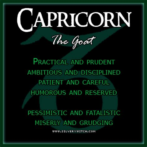 capricorn horoscope quotes quotesgram