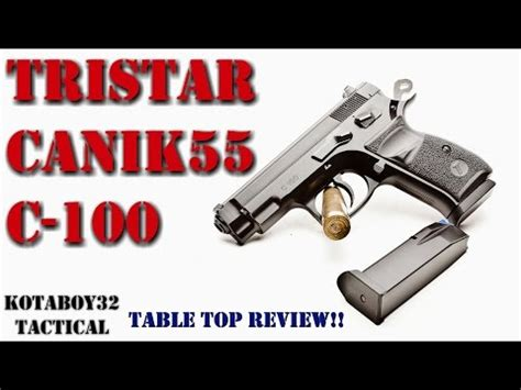 tri star c 100 9mm complete review!! awesome compact