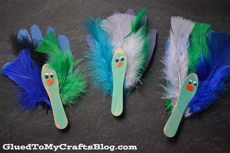 peacock crafts for colorful treat 14 peacock themed crafts for