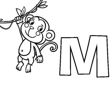 dibujos para colorear de monos image gallery mono para colorear