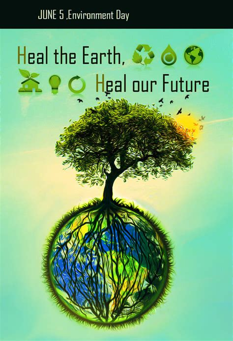 environment day environment day poster by king co on deviantart