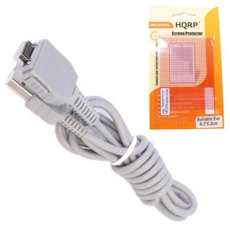 hqrp usb cable / cord compatible with sony cyber shot dsc