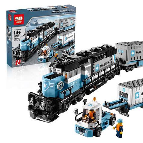 Lego Creator 10219 Maerks lepin 21006 creator maersk compatible lego 10219