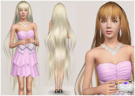 the sims 2 downloads fringe hairstyles 10 best images about the sims 3 rapunzel tangled on