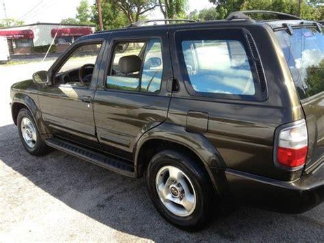 1997 nissan infiniti buy used 1997 infiniti qx4 sport utility 4 door 3 3l