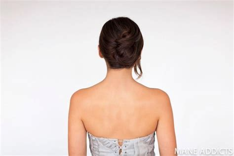 tutorial hijab voal tutorial gaya rambut updo french twist yang cocok untuk