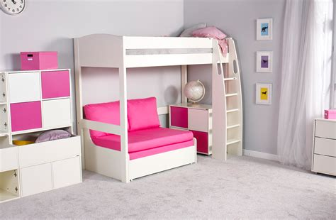 High Sleeper Bed With Sofa Stompa Uno S High Sleeper Sofa Bed