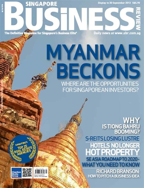 Strathclyde Mba Singapore Review by Sbr Magazine Corporate Subscription Singapore Business