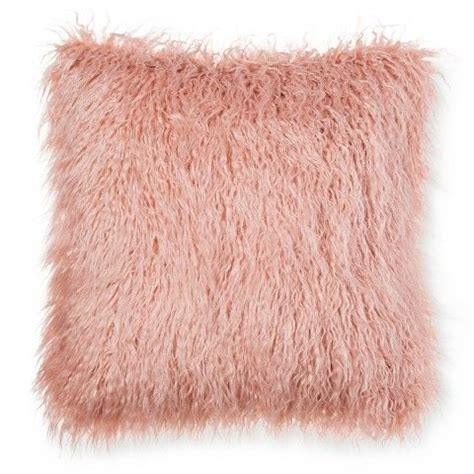 Fluffy Pink Pillow by 25 Best Ideas About Fur Pillow On Fluffy