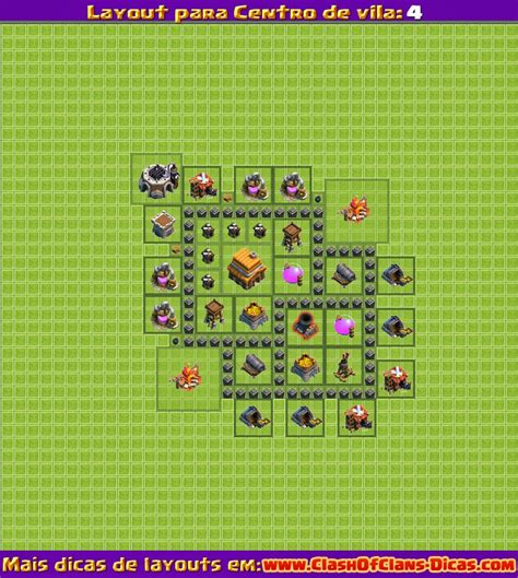 layout para cv 3 melhores layouts para clash of clans centro de vila n 237 vel
