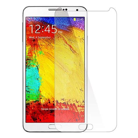 Tempered Glass Note 3 Neo tempered glass screen protector samsung galaxy note 3
