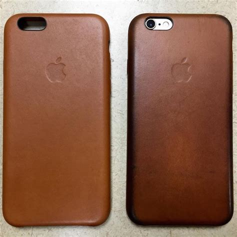 Iphone 7 Or 8 Leather Saddle Brown the saddle brown iphone 6s probably looks better used