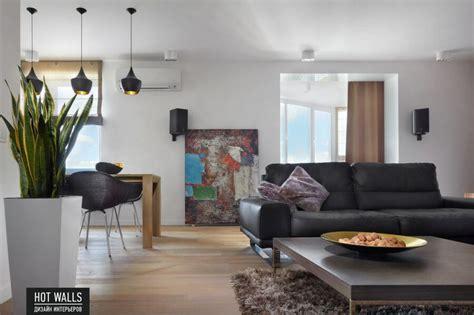 Raumgestaltung Wohnzimmer Beispiele by Einrichtungsbeispiele Vom Russischen Designstudio Walls
