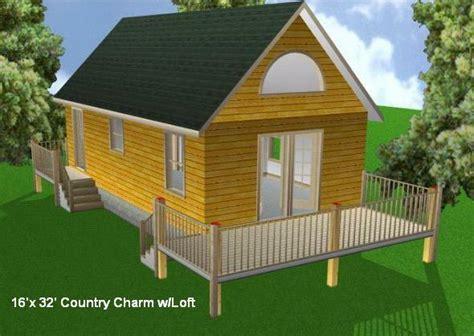 cabin wloft plans package blueprints material