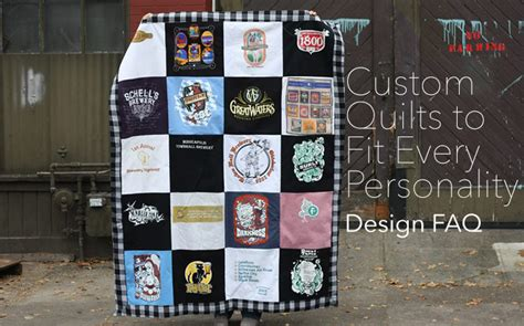 T Shirts Made Into Quilts by B Quilts Turn Your Favorite T Shirts Into A