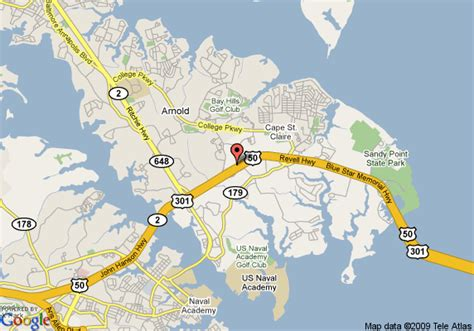 maryland map annapolis map of comfort inn annapolis annapolis