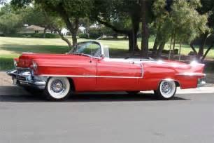 1955 Cadillac Convertible For Sale 1955 Cadillac Eldorado Convertible Barrett Jackson