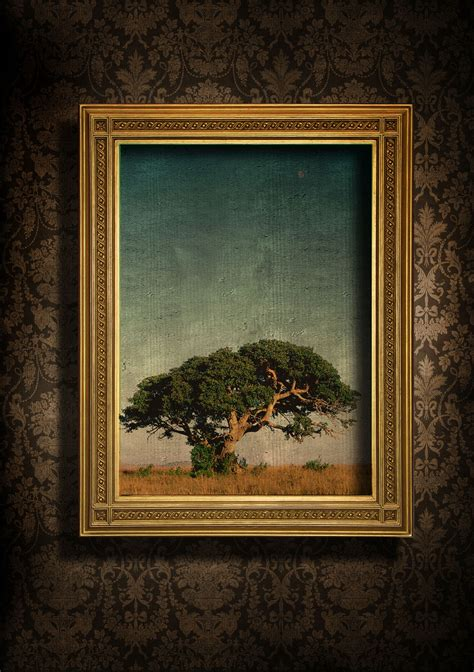 design frame hd european style frame with beautiful wallpaper 27512
