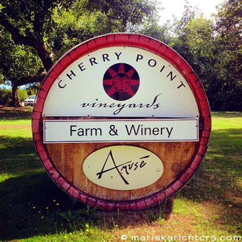 cherry point farm cherry point estate winery savour cowichan mariska