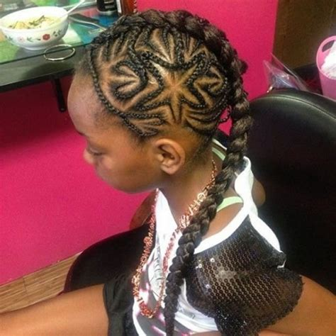 braiding styles for eleven yr ild 64 cool braided hairstyles for little black girls page 3