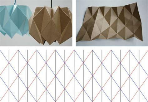 kleine lichtquelle kleine len diy origami origami le und origami