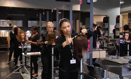haircut deals sacramento haircut packages paul mitchell the school groupon