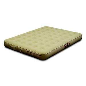 sun pleasure ez inflate suede air bed mattress w built in cell ebay