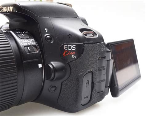 Bekas Kamera Dslr Canon 600d jual kamera dslr canon x5 atau 600d bekas jual beli