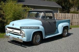 1956 f100 56 ford f 100 truck rat rod restore