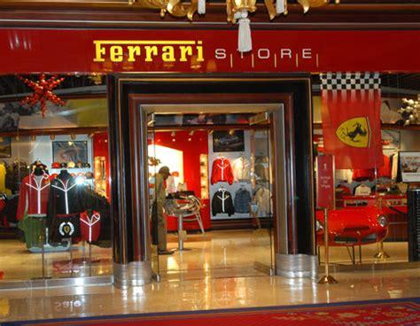 Las Vegas Ferrari Store by Pay 10 To See A Ferrari In Las Vegas Just Visit Newport