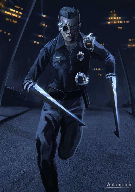 T-1000 (TERMINATOR) - Monsters Vault T 1000 Terminator