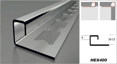 Mit Freundliche Grüßen Russisch 10 Meter Edelstahl Quadrat Form Quadratprofile Fliesen Geb 252 Rstet 12mm Hex400 Si Ebay