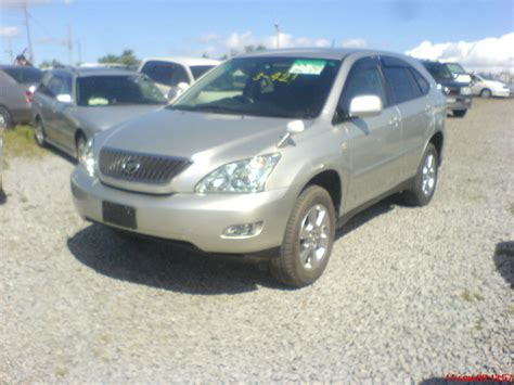 toyota harrier 2005 2005 toyota harrier photos 2 4 gasoline ff automatic