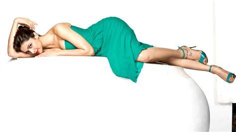 Yolla Dress Green Balotelly Sy deepika padukone pretty green dress wallpaper popopics