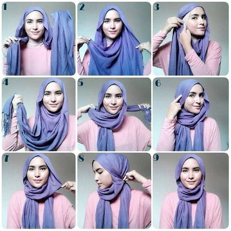 hijab styles ideas  pinterest  hijab style