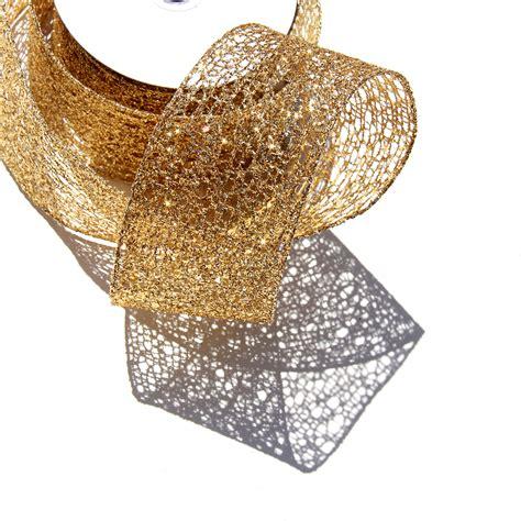 gold ribbon themes gold centerpiece ideas gold wedding supplies