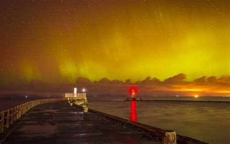 where do the northern lights come from northern lights seen in the uk gt do they come from space