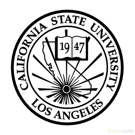 Mba California State Los Angeles by California State Los Angeles Logo Eps Vector