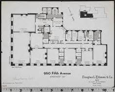 960 fifth avenue floor plan rosario candela apartment google search house