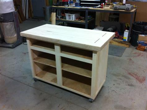 x side rolling kitchen island with butcher block top rolling island raised panel and butcher block kitchen