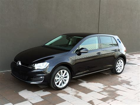 interni golf 7 highline volkswagen golf vii highline import auto