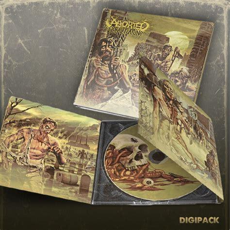 aborted goremageddon vinyl aborted quot global flatline digipak quot cd aborted