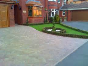 front garden and driveway design ideas garden front yard