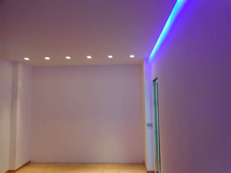 led controsoffitto illuminazione controsoffitti ideacolor