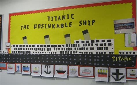 titanic class rooms meldrum primary school 187 primary 6