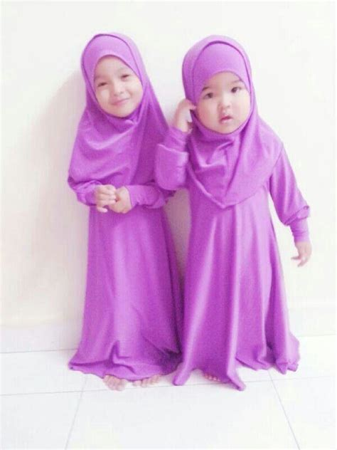 Bergo Amina Jilbab Amina Terbaru beautiful hijabi in the worlds hijabers cilik cantik