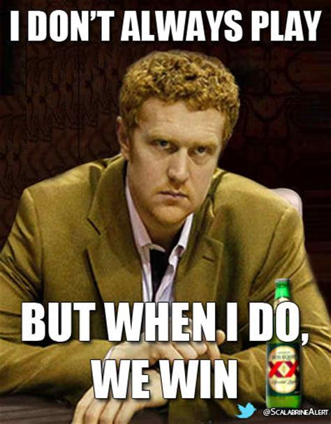 Scalabrine Meme - the white mamba home