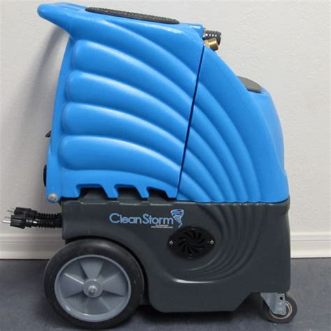 auto upholstery cleaner machine clean storm 6gal 300psi heated dual 2 stage vacs hose set